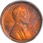 1909-S V.D.B.林肯像一分 PCGS UNC Details