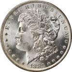 1883-O Morgan Silver Dollar. MS-67 (PCGS). CAC.