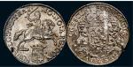 1790年荷兰大型马剑1DUC银币