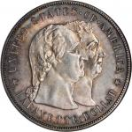 1900 Lafayette Silver Dollar. MS-64 (NGC). OH.