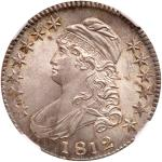 1812 Capped Bust Half Dollar. NGC MS66