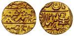 古印度杰帕王朝,NGC:MS62,11.03g,印度斋浦尔城邦金币