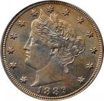 1889 Liberty Head Nickel. Proof-64 (PCGS). CAC. OGH.
