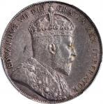 CANADA. 50 Cents, 1904. London Mint. PCGS AU-58 Gold Shield.