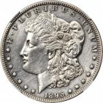 1895 Morgan Silver Dollar. Proof Details--Harshly Cleaned (NGC).
