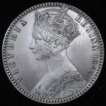 GREAT BRITAIN Victoria ヴィクトリア(1837~1901) Florin 1849 返品不可 要下见 Sold as is No returns 洗浄 EF