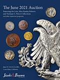 SBP2021年6月加州#1-美国钱币