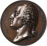 1819 (ca. 1818) Series Numismatica Medal. First Issue. Bronze. 41 mm. Musante GW-98, Baker-132. MS-6