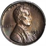 1929-D Lincoln Cent. MS-65 BN (PCGS).