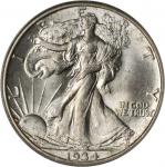 1934-S Walking Liberty Half Dollar. MS-65 (PCGS). OGH.