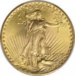 1926 Saint-Gaudens Double Eagle. MS-65+ (PCGS).