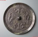15-0625-5-155,西王母铜镜