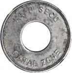 PANAMA. Palo Seco Leper Colony. 50 Cents, ND (1919). NGC AU-50.