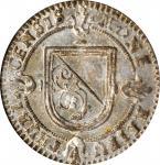 SWITZERLAND. Zurich. Schilling, 1751. NGC MS-65.