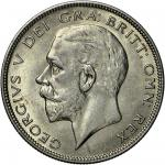 George V (1910-36), Halfcrown, 1930, bare head left, rev. shield (ESC 3739 (779) R2; S.44037), good