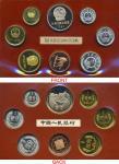 1982年中华人民共和国流通硬币精制套装 完未流通