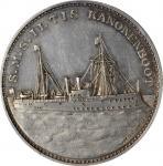 1900年攻打大沽炮台纪念银章 PCGS SP 61