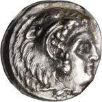 MACEDON. Kingdom of Macedon. Alexander III (the Great), 336-323 B.C. AR Drachm, Sardes Mint, ca. 334