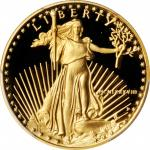 1988-P Quarter-Ounce Gold Eagle. Proof-68 Deep Cameo (PCGS).