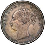 BRITISH INDIA: Victoria, Queen, 1837-1876, AR ½ rupee, 1840(c), KM-455.2, S&W-2.32, East India Compa