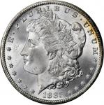 1885-CC GSA Morgan Silver Dollar. MS-66 (NGC).