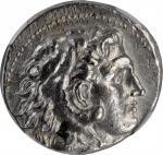 SYRIA. Seleukid Kingdom. Seleukos I Nikator, 312-281 B.C. AR Tetradrachm (17.16 gms), Uncertain Mint