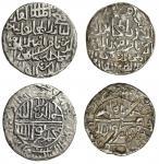 Sultans of Bengal, Shams al-Din Muzaffar (AH 896-99; AD1490-93), commemorative Tankas (2), 10.53, 9.