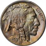 1921 Buffalo Nickel. MS-66 (PCGS).