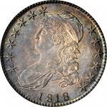 1818 Capped Bust Half Dollar. O-112. Rarity-1. MS-65 (NGC).
