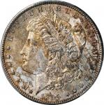 1895-S Morgan Silver Dollar. MS-63 (PCGS).