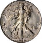1929-S Walking Liberty Half Dollar. MS-64 (PCGS). CAC.