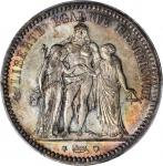 FRANCE. 5 Franc, 1873-A. PCGS MS-66 Secure Holder.