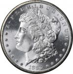 1884-CC GA Morgan Silver Dollar. MS-66+ (PCGS). CAC.