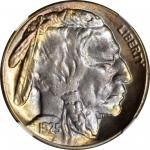 1925-S Buffalo Nickel. MS-66 (NGC).