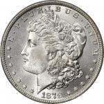 1879-O Morgan Silver Dollar. MS-65 (PCGS). OGH.