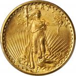 1928 Saint-Gaudens Double Eagle. MS-64 (PCGS).