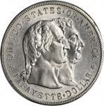 1900 Lafayette Silver Dollar. AU-58 (PCGS).