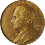 1948 United States Assay Commission Medal. Bronze. 56 mm. By John R. Sinnock and Frank Gasparro. JK