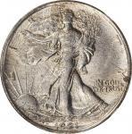 1921 Walking Liberty Half Dollar. AU Details--Cleaned (NGC).