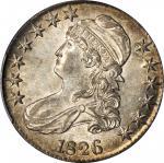 1826 Capped Bust Half Dollar. O-107. Rarity-3. MS-61 (PCGS).