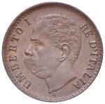 Savoy Coins;Umberto I (1878-1900) Centesimo 1895 - Nomisma 1032 CU - qFDC;10