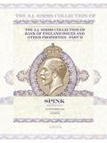 SPINK2019年10月伦敦-AJ Simms集藏
