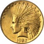 1932 Indian Eagle. MS-61 (NGC).