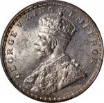 India British, silver rupee, 1919(B), (SW-8.47, Prid-225), PCGS MS63, #37182216