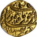 AFGHANISTAN. Mohur, AH 1187 Year 2 (1773). Kabul. Taimur Shah (1772-93). NGC MS-65.