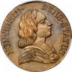 1778 (1860s) Non Dependens Status Copper. Robinson Copy. Kenney-6, Baker X-2, W-15250. Copper. MS-64