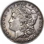 1895 Morgan Silver Dollar. Proof-45 (PCGS). CAC.
