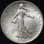 FRANCE 3rd Rep 第三共和政(1870~1940) 2Francs 1908 AU~UNC