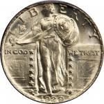 1929-D Standing Liberty Quarter. MS-66 FH (PCGS).