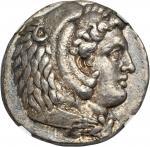MACEDON. Kingdom of Macedon. Alexander III (the Great), 336-323 B.C. AR Tetradrachm (17.15 gms), Ara